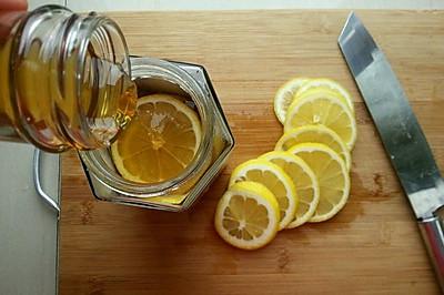 蜂蜜柠檬茶正确做法