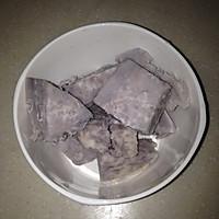 只属于你(紫薯芋泥)椰蓉奶香芋圆的做法图解2
