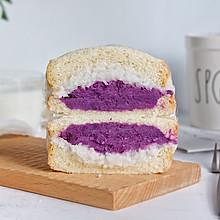 紫薯糯米三明治