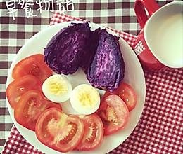 营养搭配均衡的【快手早餐拼盘】的做法