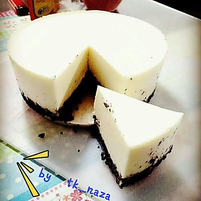 免烤冻酸奶芝士(重乳酪)蛋糕