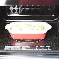 鲜虾焗饭#美的微波炉菜谱#的做法图解11