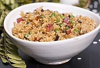 生炒糯米饭 美食台的做法