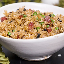 生炒糯米饭|美食台