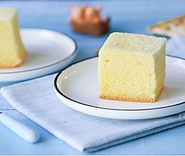 豆浆蛋糕的做法