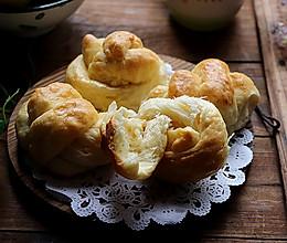 黄油咸餐包的做法