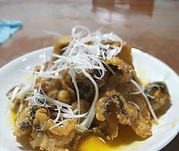 脆皮瓦块鱼的做法