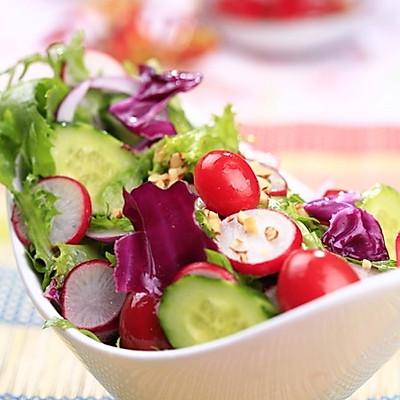 减肥大拌菜