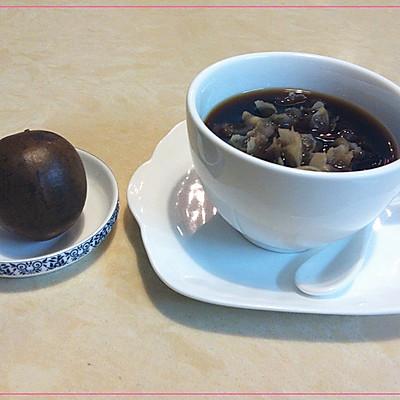 罗汉果银耳茶