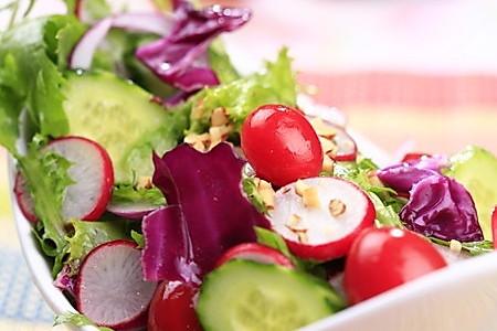 减肥大拌菜的做法
