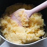 百搭的椰蓉餡❗️甜品烘焙必備的餡料~的做法图解7