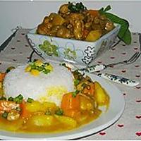 咖喱鸡肉饭的做法图解8