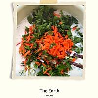 健康蔬菜饼的做法图解1