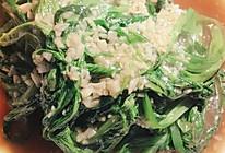 美味蔬菜-蒜蓉油麦菜的做法