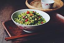 薄腌芥菜#秋天怎么吃#的做法