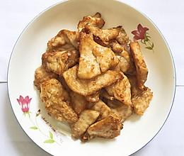 蒜香鸡胸肉的做法