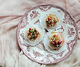 蒜蓉粉丝烤扇贝的做法
