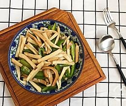 #炎夏消暑就吃「它」#火腿肠炒杏鲍菇-快手菜的做法