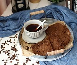 咖啡巧克力吐司的做法