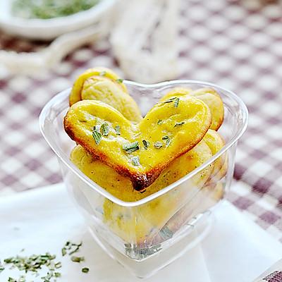 土豆的极致吃法——葱香土豆饼干