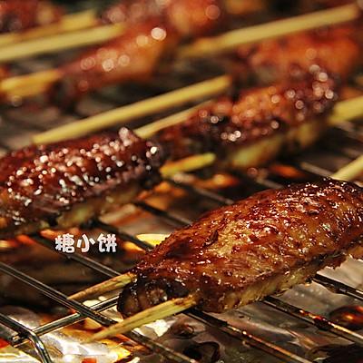 【中式口味烤翅】