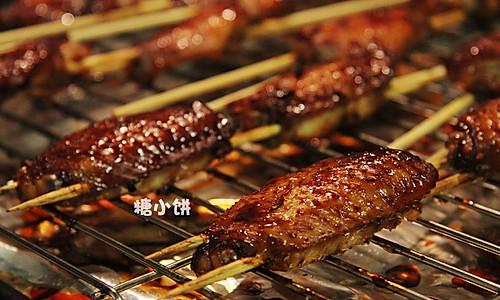 【中式口味烤翅】的做法