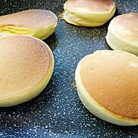 #换着花样吃早餐#酸奶舒芙蕾厚松饼的做法图解11