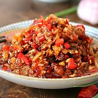 独家秘制香菇鸡肉酱xo海鲜酱(拌饭、拌面超级下饭):