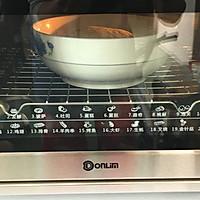 奶香红豆卷的做法图解7