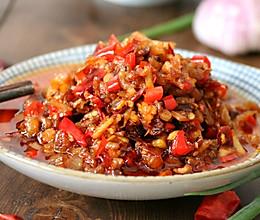 独家秘制香菇鸡肉酱xo海鲜酱(拌饭、拌面超级下饭):的做法