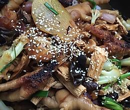 焖锅菜的做法