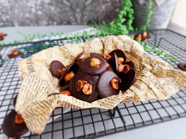 榛子巧克力脆脆片的做法