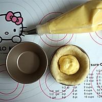 甜滑、松软的卡仕达面包,早餐新选择的做法图解18