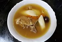 淮山枸杞骨头汤的做法