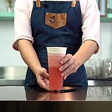 喜茶同款爆品芝芝桃桃的配方