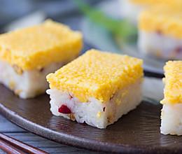 小米凉糕的做法