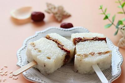 红枣糯米凉糕