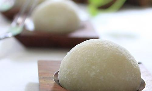 榴莲糯米糍的做法