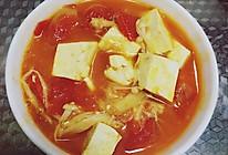 西红柿金针菇汤的做法