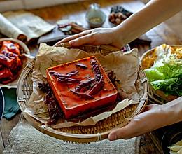 #今天吃什么#自制麻辣火锅底料|冬天必吃的做法