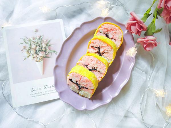 樱花树寿司的做法