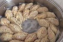 白菜香菇猪肉饺子的做法