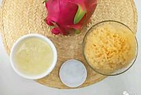 水果皂角米糖水,促进消化的做法