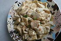 红烧素豆腐的做法