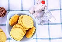 花生酱小饼干 宝宝辅食食谱的做法