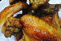 五香烤鸡翅的做法