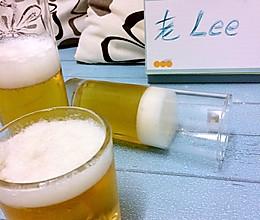 清凉一夏~来杯啤酒果冻吧(无酒精)的做法