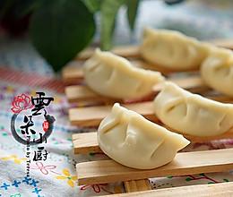 专属母亲的味道——嫩南瓜猪肉饺+#我要上首页,清爽家常菜#的做法