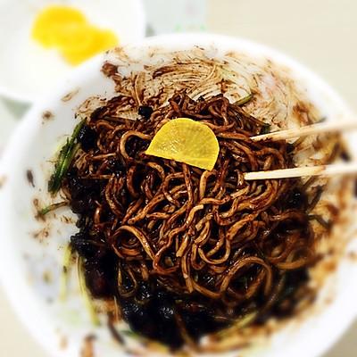 韩国中华料理 炸酱面