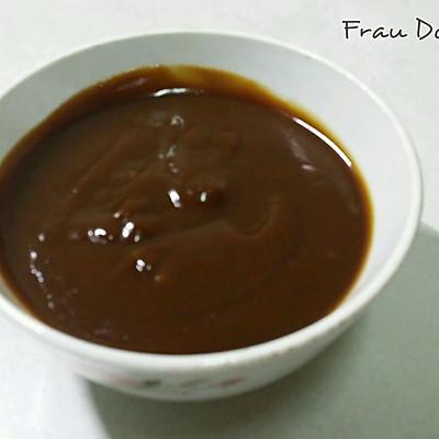 【10分钟美味】自制甜面酱